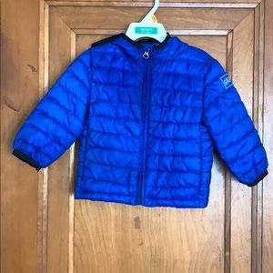 Baby Gap Cold Control puffer jacket 12-18 months